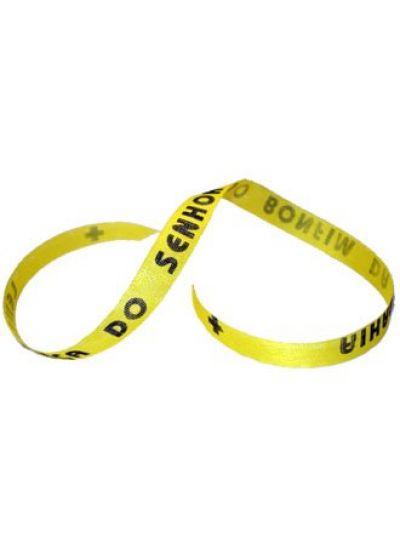Armband - Senhor do Bonfim Amarelinho